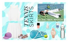 """""""Game. Set. Match"""" by franchesca-29 ❤ liked on Polyvore"""