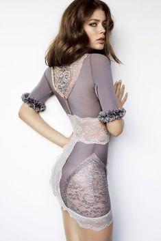 Vogue Paris by Mario Testino