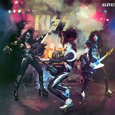 Kiss is an American rock band formed in New York City in January 1973 by Paul Stanley, Gene Simmons, Peter Criss, and Ace Frehley. Well known for its members. Kiss Album Covers, Greatest Album Covers, Rock Album Covers, Classic Album Covers, Creedence Clearwater Revival, Heavy Metal, Paul Stanley, Gene Simmons, Aerosmith