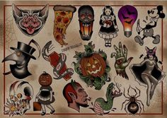 Ink It Up Trad Tattoos Blog | Drew Shallis