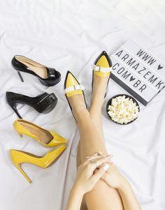 18bb43cafd Scarpin é aquele calçado que nunca sai de moda. O scarpin tem a capacidade  de