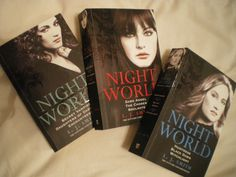 Night World series Now, for the love of pete, write the final book!!!!!!