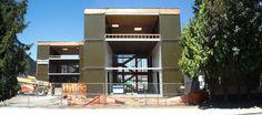 Construcción en contenedores para vivienda comunitaria C3600 LOFT cargotecture