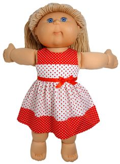7d3133911 Cabbage Patch (18 Inch) Dolls Clothes and Shoes