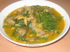 ora (oha) soup