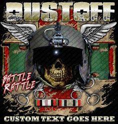 Army Dustoff Military Shirt $17.76
