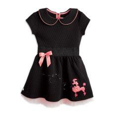 Pretty Poodle Dress for Girls   maryellenworld   American Girl