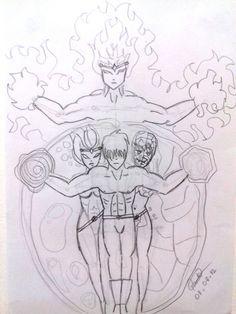 Claro, por quê não fazer um quarteto super poderoso?2012.