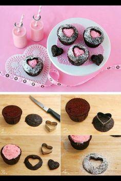 Idee per decorare cupcakes
