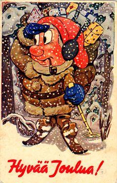 """HANS BJÖRKLIND """"UKKO"""" Album, Winter, Picasa, Winter Time, Winter Fashion, Card Book"""