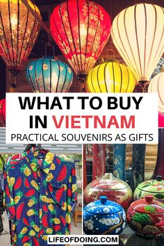 Love buying souvenirs? When you're in Vietnam, check out our Vietnam travel guide on the practical souvenirs to buy as gifts. Things to buy in Vietnam | What to buy in Vietnam | Vietnam shopping | Best souvenirs to buy in Vietnam | Best souvenirs from Vietnam | Vietnam souvenir guide | Vietnam food | Vietnam shopping tips | Vetnam shopping guide | Vietnam travel tips | Vietnam gift ideas | Best gifts from Vietnam #LifeOfDoing Vietnam Travel Guide, Asia Travel, Bucket List Ideas For Women, Bucket List Before I Die, Backpacking Asia, Shopping Tips, Blogger Tips, Travel Gifts, Hanoi
