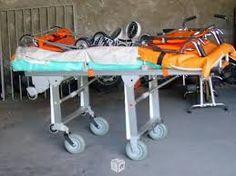 Resultado de imagen de material de ambulancia