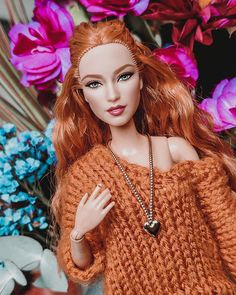 new Ideas for crochet vestidos fashion link Crochet Scarf Easy, Crochet Baby Beanie, Crochet Shawls And Wraps, Baby Girl Crochet, Diva Dolls, Barbie Dolls, Dolls Dolls, Reborn Dolls, Baby Girl Toys