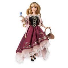 "Aurora (""Sleeping Beauty""), latest limited edition Disney Princess doll now available - Inside the Magic"