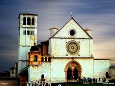 The Heart of Umbria ~ Assisi.... spent a day wandering the lovely streets of Assisi and loved every moment.....