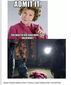 Harry Potter and the Study in Pink.