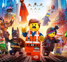 Giveaway – The LEGO Movie Prize Pack