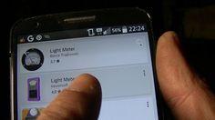 Transformez votre téléphone / tablette en appareil de réglage des phares