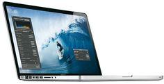 "Apple MacBook Pro 15.4"" Laptop with Intel Core I7 Processor 4GB RAM and 500GB Hard Drive (Refurbished)"