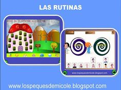 """This is """"Rutinas by catigui on Vimeo, the home for high quality videos and the people who love them. Teaching, Hipster Stuff, Classroom, Learning, Games, Activities, Teaching Manners"""