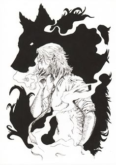 Bigby Wolf - Fables on Behance