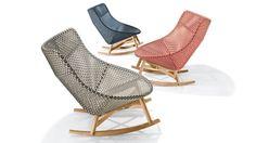 Endlich Sommer. Aber woher kommen die passenden Möbel für Balkon, Terrasse und Garten? Wir zeigen 14 der besten neuen Outdoor-Entwürfe.  - Bild 1 von 14