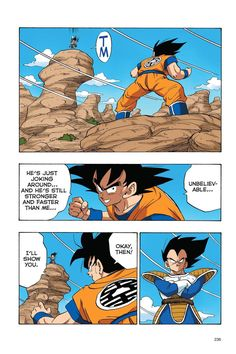 Read Dragon Ball Full Color - Saiyan Arc Chapter 34 Page 8 Online. Son Goku is the greatest hero on Earth. Five years after defeating the demon king Piccolo, he's grown up and had a family--he's married, and he has...