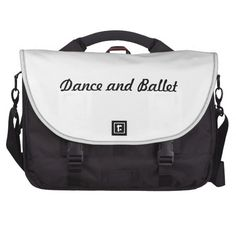Dance and Ballet Commuter Bag http://www.zazzle.com/dance_and_ballet_commuter_bag-256850143472452607
