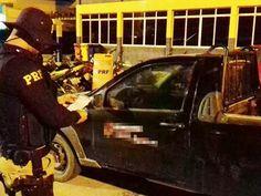 IBITIARA > Veículo com mais de R$ 47 mil em multas é apreendido e motorista preso