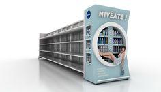 Nivea POP on Behance