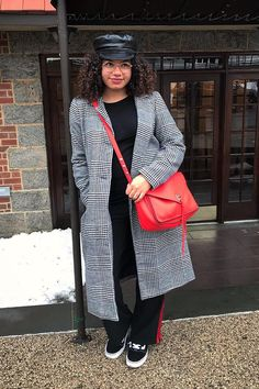 Winter Outfits For Teen Girls, Plus Size Winter Outfits, Stylish Winter Outfits, Plus Size Fashion For Women, Winter Outfits Women, Plus Size Outfits, Winter Dresses, Casual Outfits, Look Plus Size