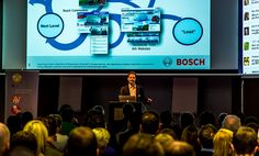 On stage #storytelling #bosch 32. Social Media Night Stuttgart Special | Flickr - Fotosharing!
