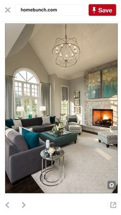 7 Living Room Color Schemes That Will Make Your Space Look Professionally  Designed | Living Rooms, Room And Neutral Color Palettes