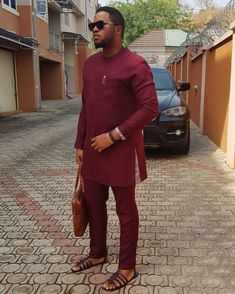 These Latest Native Wears For Guys Are Hot! African Dresses Men, African Attire For Men, African Clothing For Men, African Shirts, African Wear, African Outfits, African Clothes, African Style, Smart Casual Wear