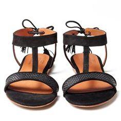 Sézane pour la Redoute #shoes #sandals #summer