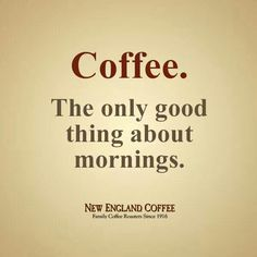 Coffee truly is the best thing about mornings. #MrCoffee