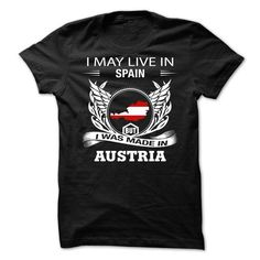 Cool Limited Edition - Austrian In Spain T-Shirts