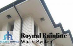 Home - Roynal Rainline - Gutter System - Jabodetabek Water Systems, Mansions, Metal, Jakarta, House, Moonlight, Home, Haus, Luxury Houses