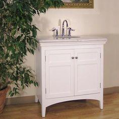 """Legion Furniture 30"""" Woodbridge Sink Vanity Set"""
