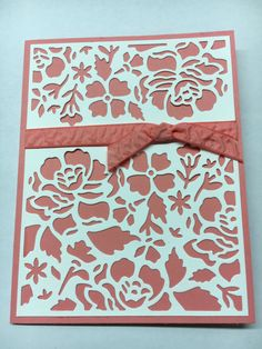 The detailed floral suite was a MUST HAVE on my wish list. Check out this short video to see how I made this card and how quick and easy it is to make a simple WOW card. There are so many different…