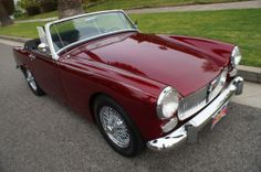 MG Midget Mark III 1275 Roadster