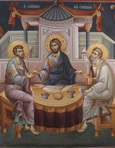 Byzantine Icons, Byzantine Art, Religious Icons, Religious Art, Life Of Christ, Orthodox Icons, New Testament, Christian Art, Kirchen