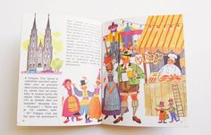 Une histoire de Claude Morand & illustrations de Ivan Gongalov.  Collection Les Albums Roses, éditions Hachette. (1973).