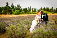Rose-Lily Photography | Shavonne & Jacob | Troll Haven, Sequim, WA | 2017