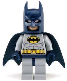 Lego Batman Minifigure by Lego