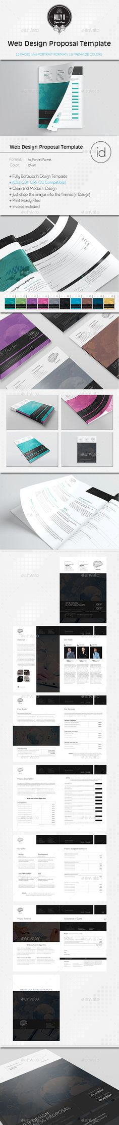 Marketing Agency Proposal Template  Free Sample  New Business