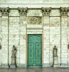 Esztergom - Bazilika, kapu