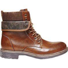 Men's Madden Nesbit Boot Brown Synthetic