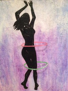 I love hooping art