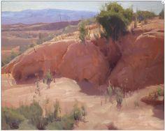 """""""Mesquito Trail"""". 2015. Joshua Clare."""